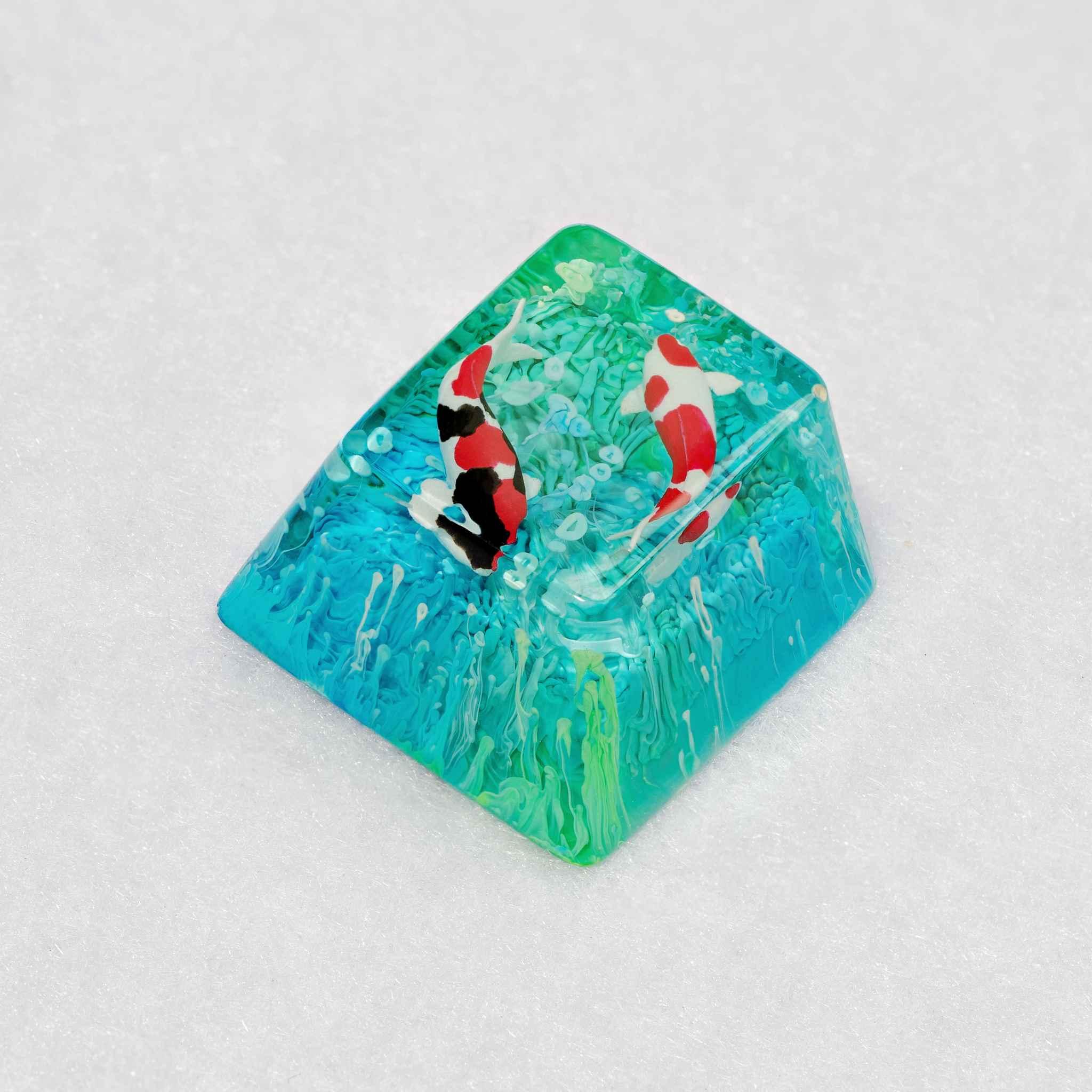 jelly key zen pond