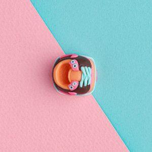 Jelly Key Shoes Keycaps 012