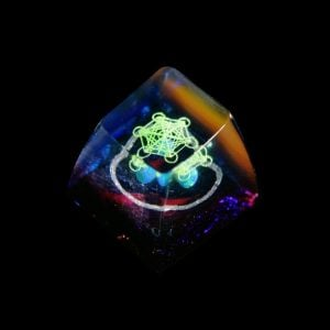 Jelly Key Artisan Resin Keycaps For Mechanical Keyboards 005