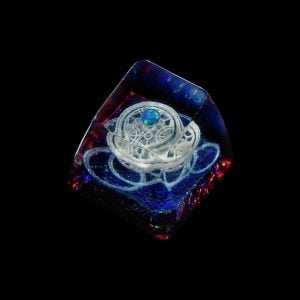 Jelly Key Artisan Resin Keycaps For Mechanical Keyboards 006