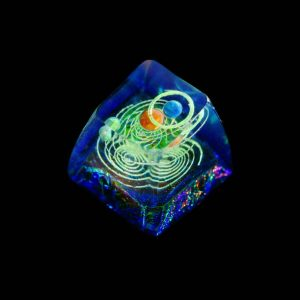 Jelly Key Artisan Resin Keycaps For Mechanical Keyboards 015
