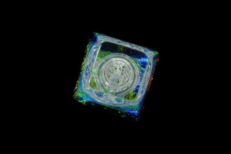 Jelly Key Artisan Resin Keycaps For Mechanical Keyboards 018