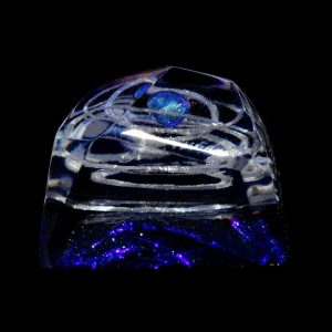 Jelly Key Artisan Resin Keycaps For Mechanical Keyboards 035