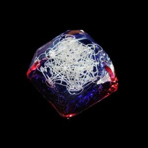 Jelly Key Artisan Resin Keycaps For Mechanical Keyboards 044