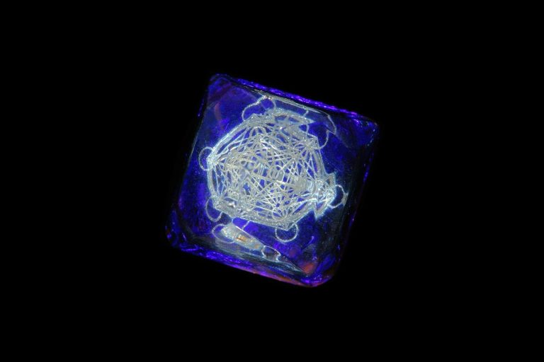 Jelly Key Artisan Resin Keycaps For Mechanical Keyboards 046