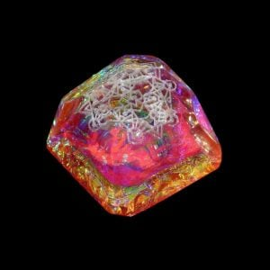 Jelly Key Artisan Resin Keycaps For Mechanical Keyboards 053