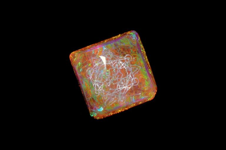 Jelly Key Artisan Resin Keycaps For Mechanical Keyboards 055