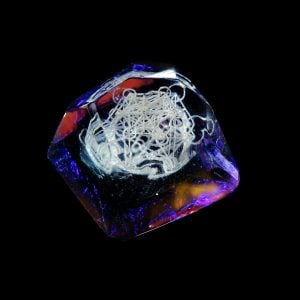 Jelly Key Artisan Resin Keycaps For Mechanical Keyboards 057