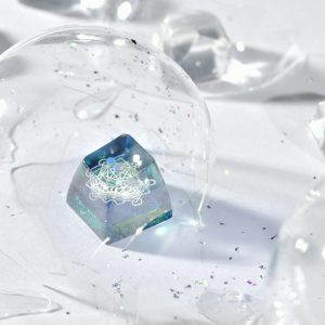 Jelly Key Artisan Resin Keycaps For Mechanical Keyboards 061