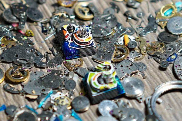 Jelly Key Craftmanship 05054