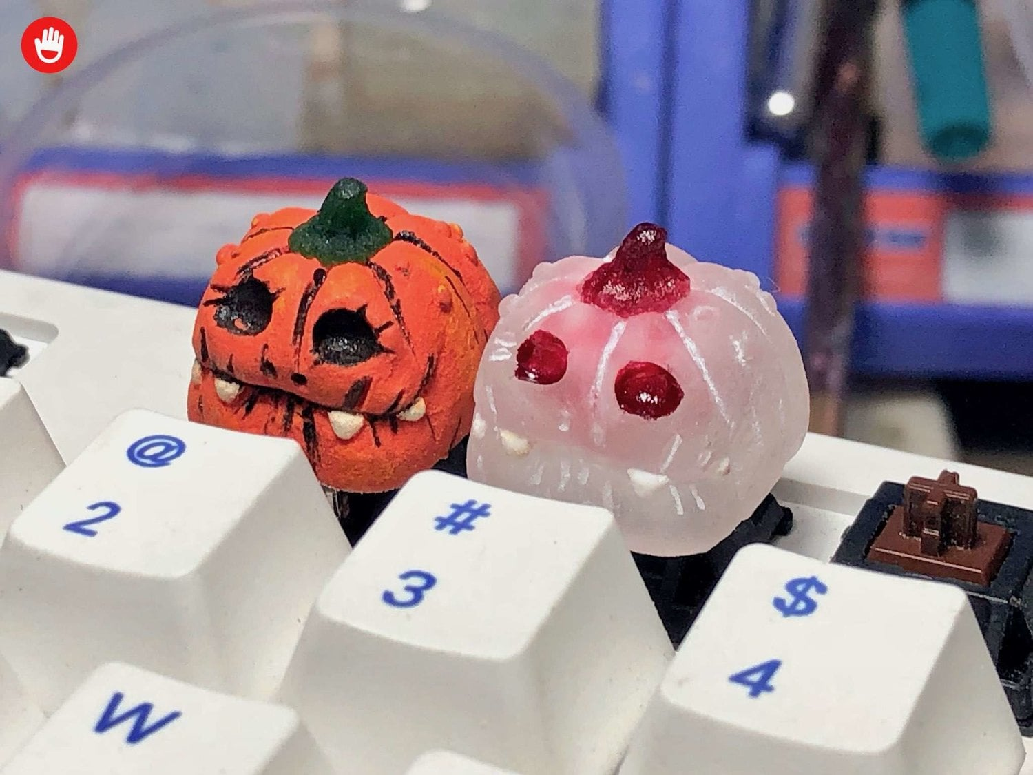 Land of the Dead give away – The Pumpkin Brain artisan