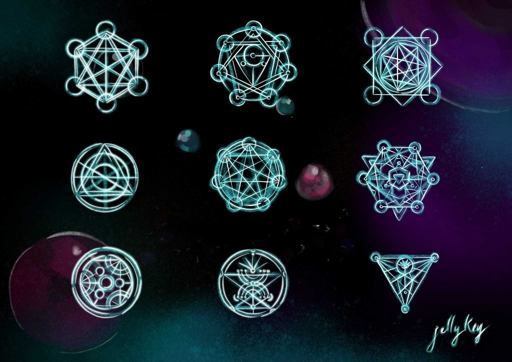 Cosmo Keycaps