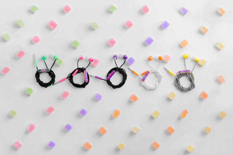 14 handmade headphones jelly doux