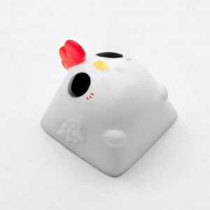 rooster keycap
