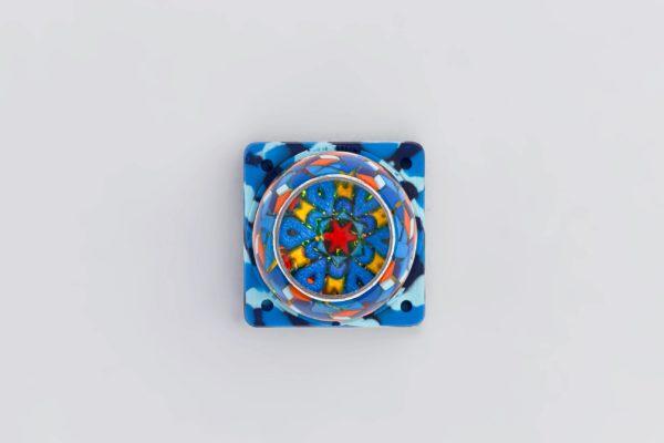 1jelly Key Mosaic Resin Keycaps2 2
