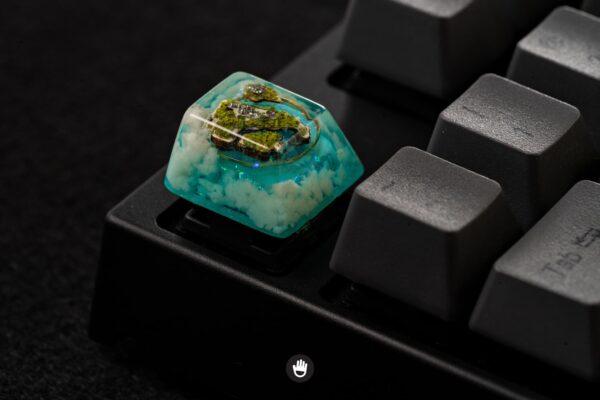 castles keycap,legendary castles keycap