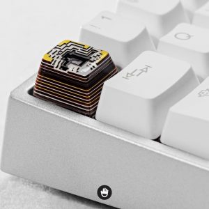 wood keycap