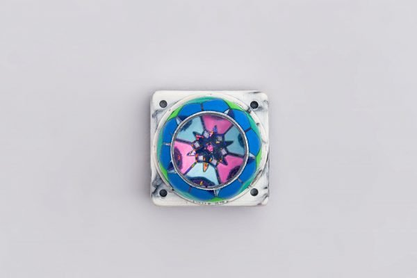 6jelly Key Mosaic Resin Keycaps2