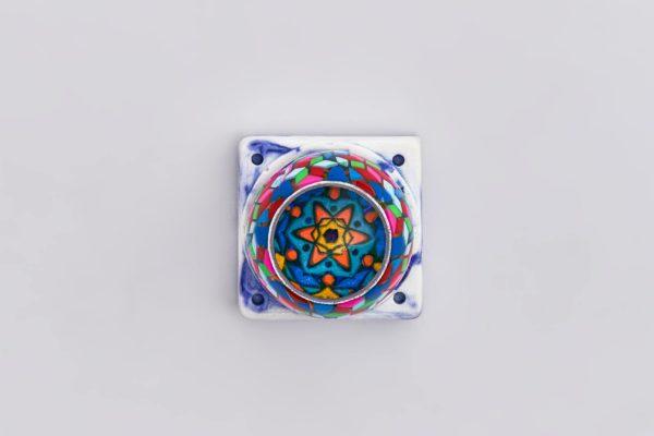7jelly Key Mosaic Resin Keycaps2