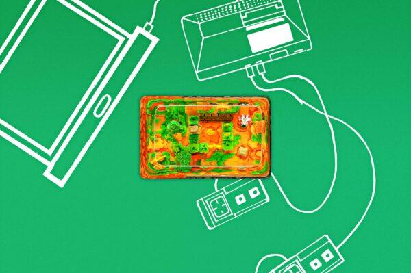 8bits Series Artisan Keycaps 009