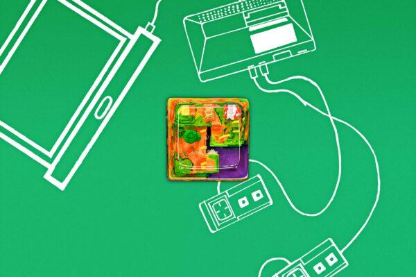 8bits Series Artisan Keycaps 012