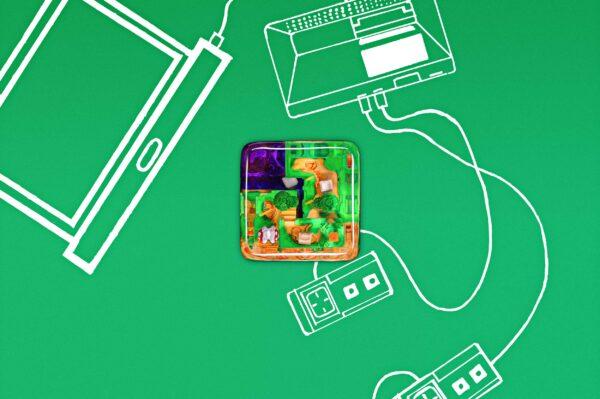 8bits Series Artisan Keycaps 019