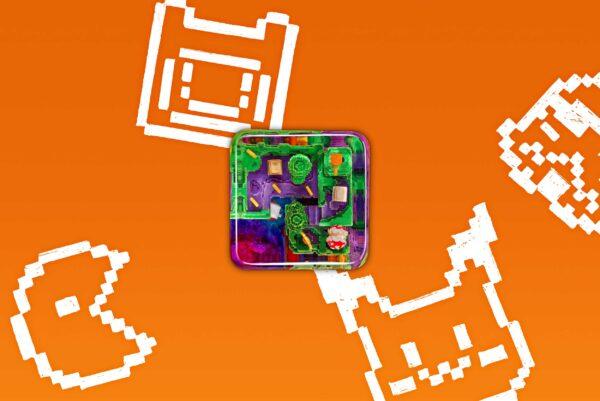 8bits Series Artisan Keycaps 067