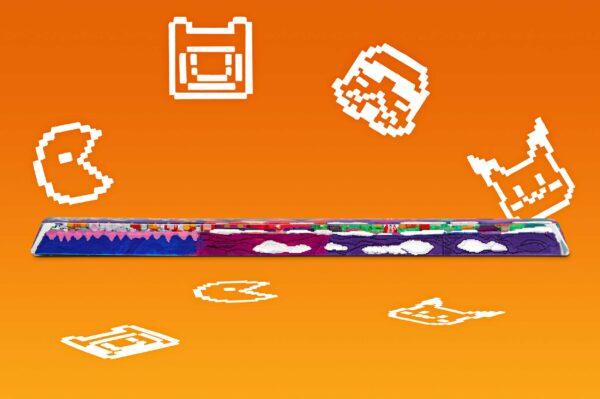 8bits Series Artisan Keycaps 069