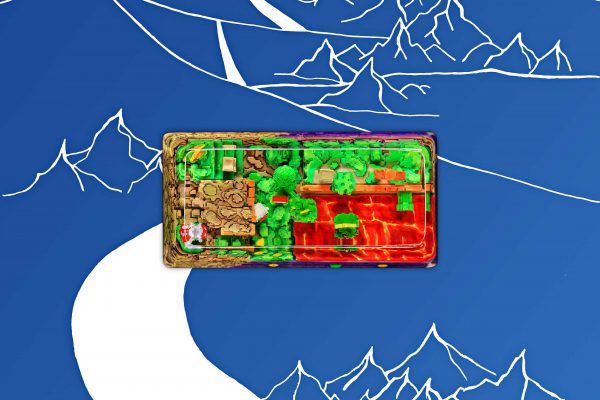 8bits Series Artisan Keycaps 077