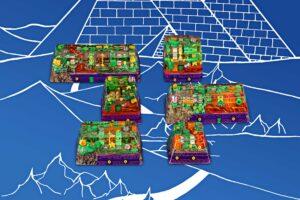 8bits Series Artisan Keycaps 127