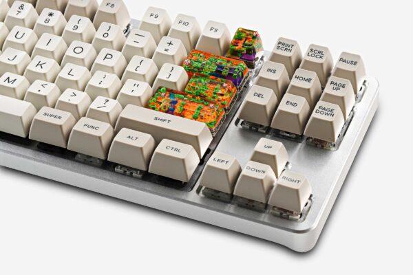 8bits Series Artisan Keycaps 136