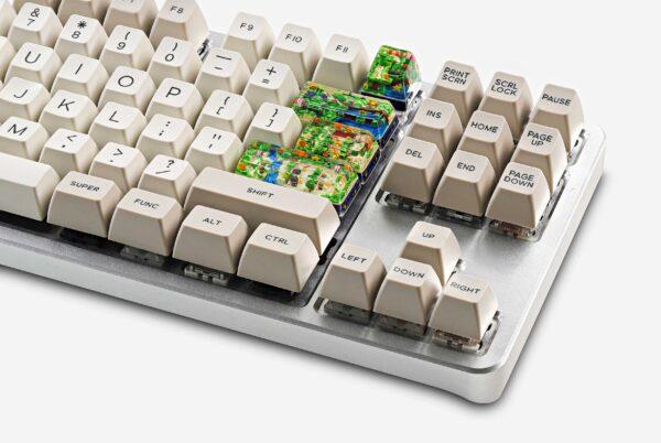 8bits Series Artisan Keycaps 137