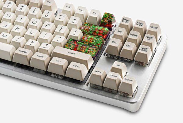 8bits Series Artisan Keycaps 138
