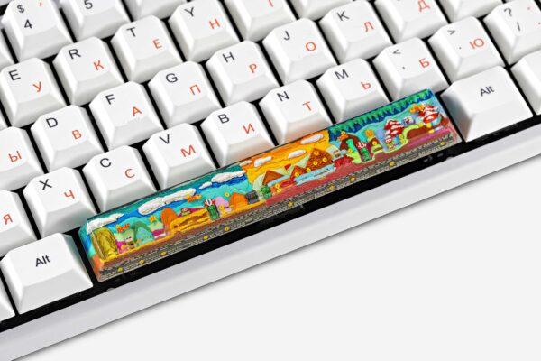 8bits Series Artisan Keycaps 146