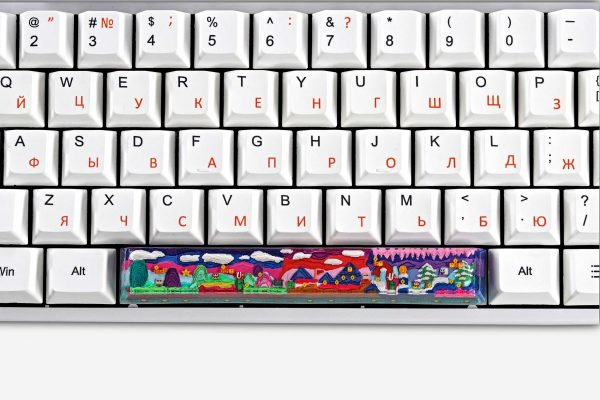 8bits Series Artisan Keycaps 149