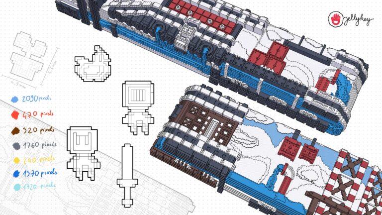 8bits series artisan keycaps 2026