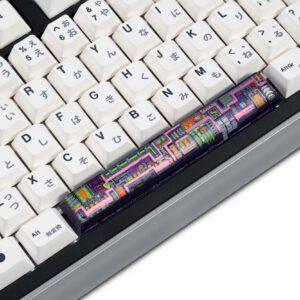 8bits series artisan keycaps 2046