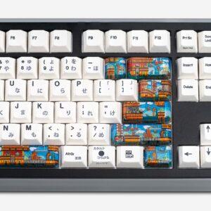 8bits series artisan keycaps 2053