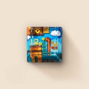 8bits series artisan keycaps 2067