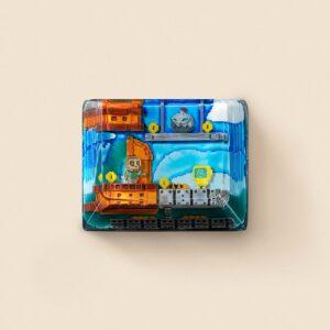 8bits series artisan keycaps 2070