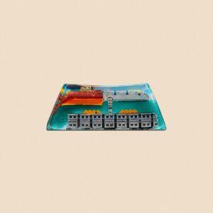8bits series artisan keycaps 2071