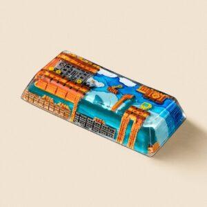 8bits series artisan keycaps 2078