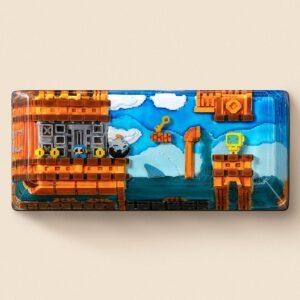 8bits series artisan keycaps 2079