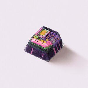 8bits series artisan keycaps 2087