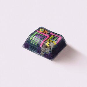 8bits series artisan keycaps 2090
