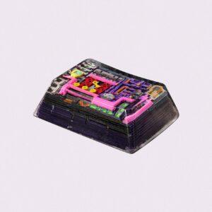 8bits series artisan keycaps 2093