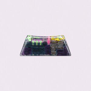8bits series artisan keycaps 2095
