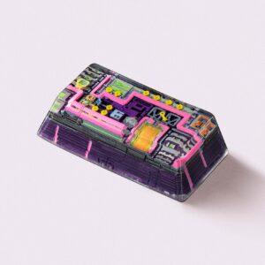 8bits series artisan keycaps 2096