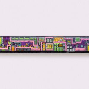 8bits series artisan keycaps 2106