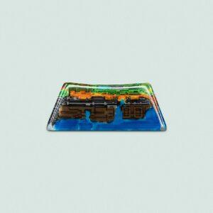 8bits series artisan keycaps 2113